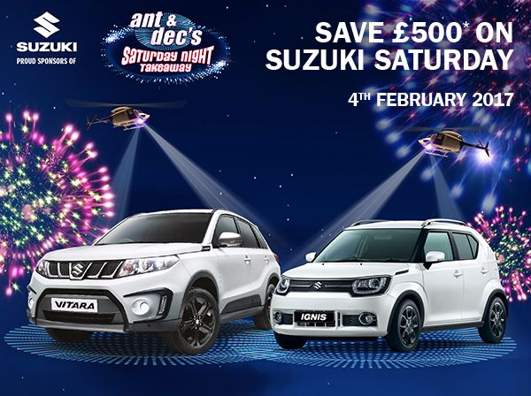 Suzuki Saturday Event
