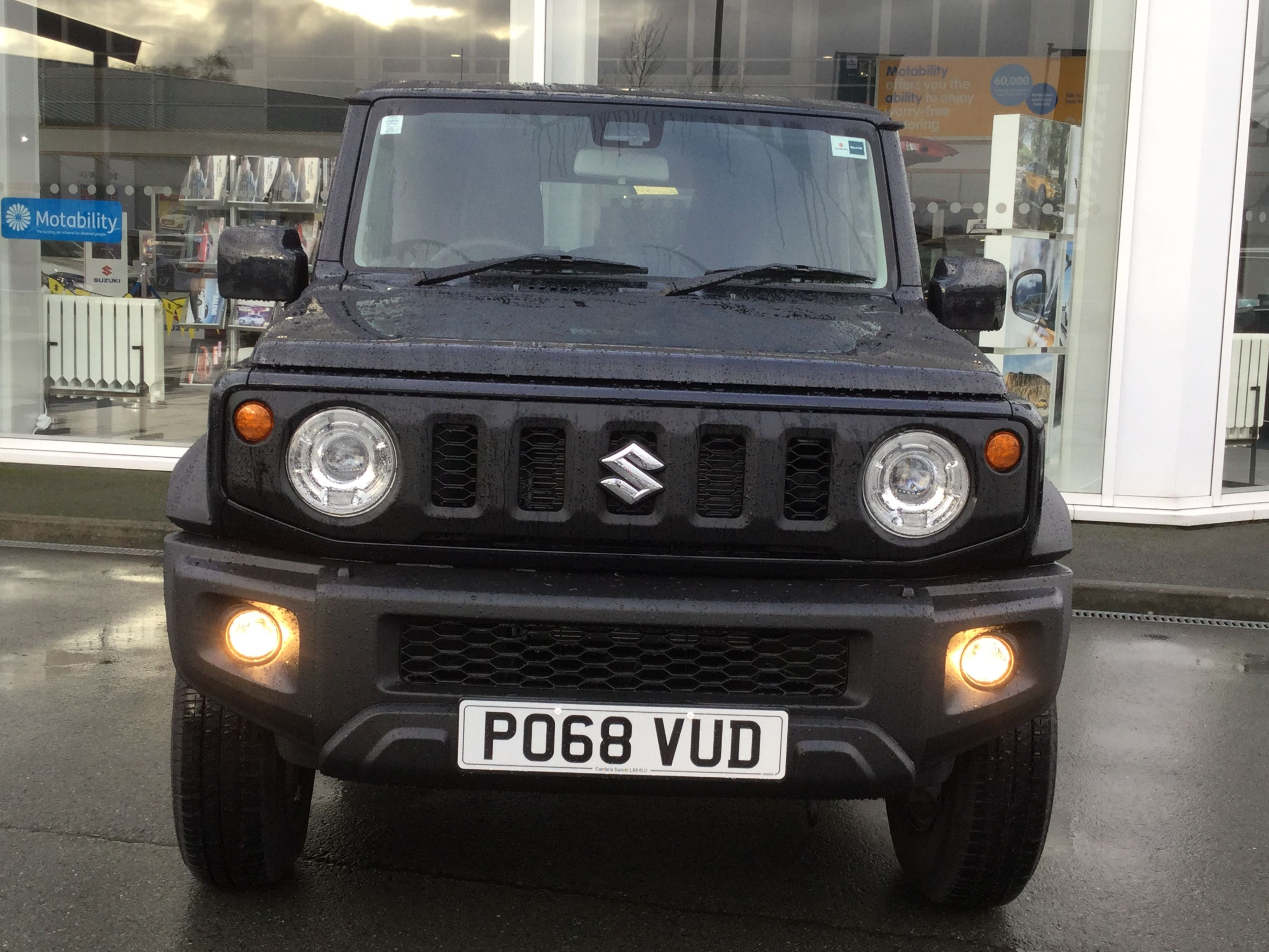 New Jimny is Here