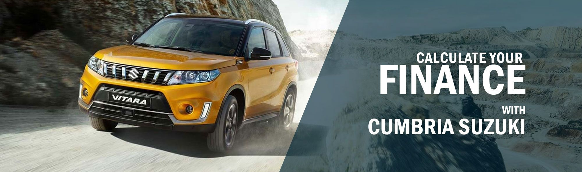 Finance From Cumbria Suzuki