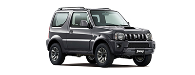 Suzuki Jimny - Available in Quasar Gray