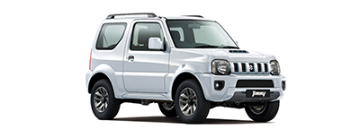 Suzuki Jimny - Available in Superior White
