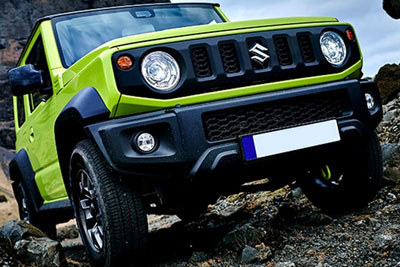 Suzuki Jimny - Efficient
