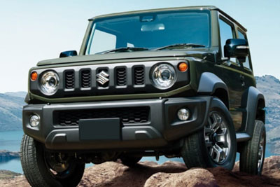 Suzuki Jimny - Entertainment