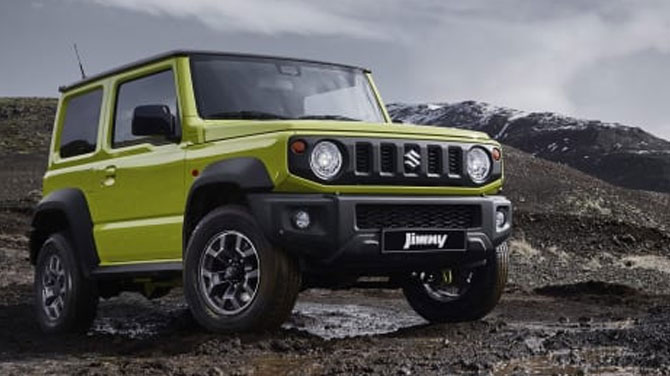 Suzuki Jimny - Accessories