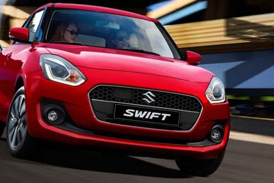 Suzuki Swift Attitude - Express yourself
