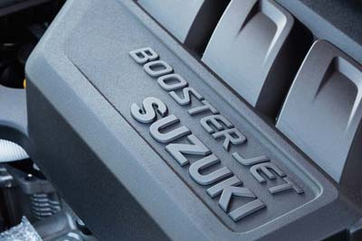 Suzuki Swift Attitude - Petrol engine