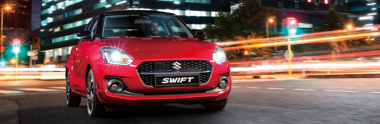suzuki swift Banner
